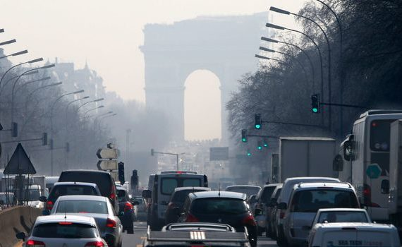 PM2,5 et Pollution